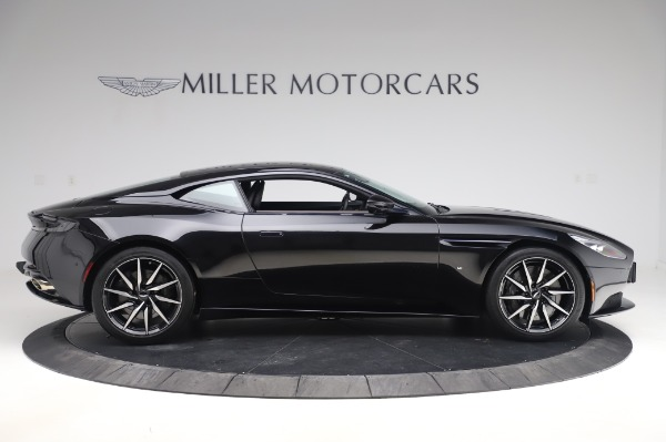 Used 2017 Aston Martin DB11 V12 Coupe for sale $149,900 at Maserati of Greenwich in Greenwich CT 06830 8