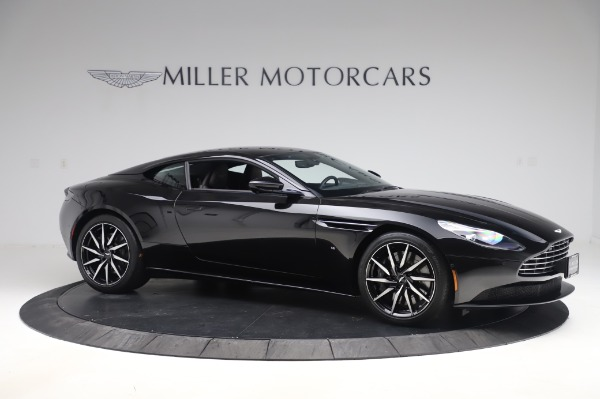 Used 2017 Aston Martin DB11 V12 for sale $149,900 at Maserati of Greenwich in Greenwich CT 06830 9