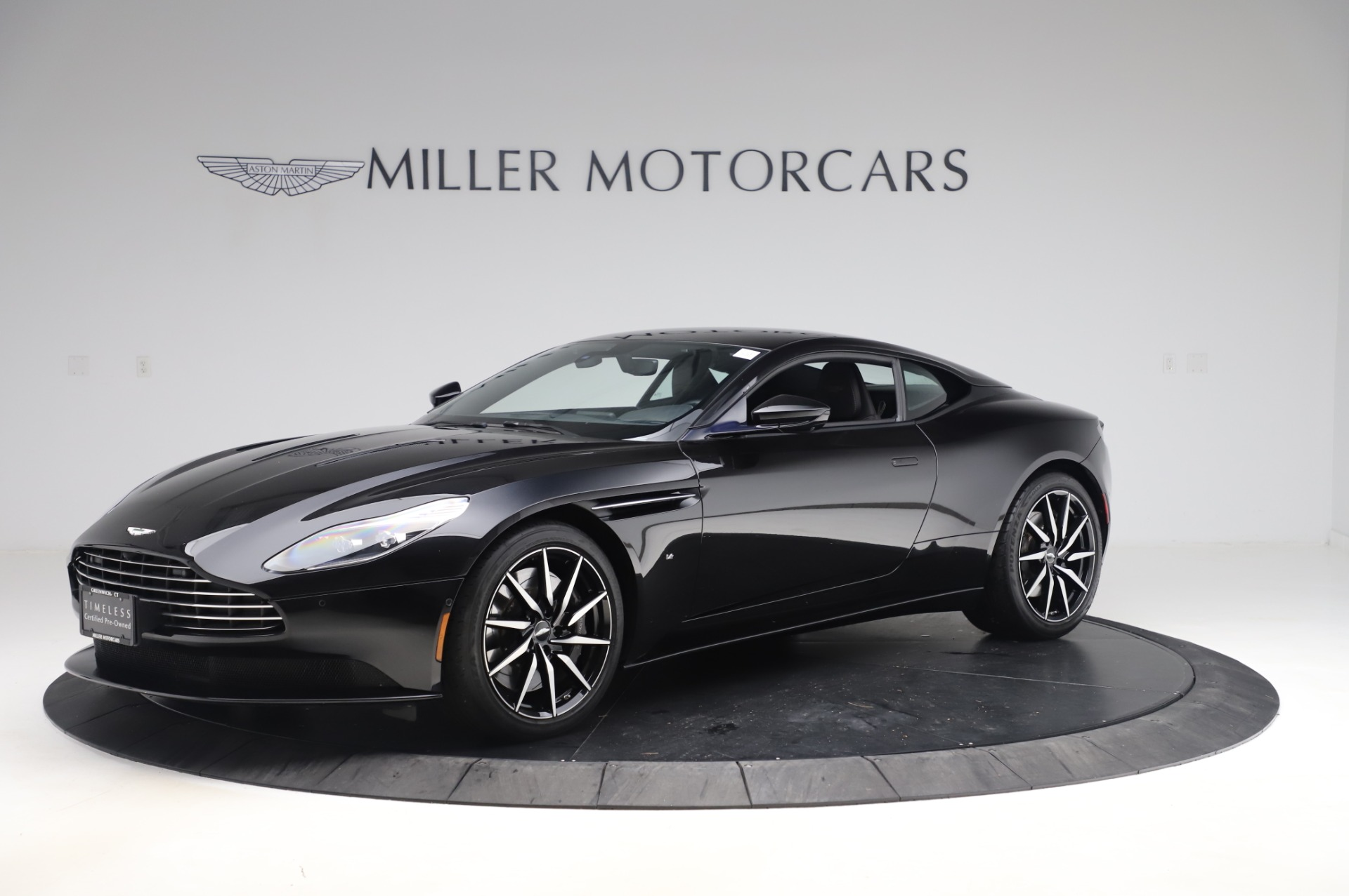 Used 2017 Aston Martin DB11 V12 Coupe for sale $149,900 at Maserati of Greenwich in Greenwich CT 06830 1