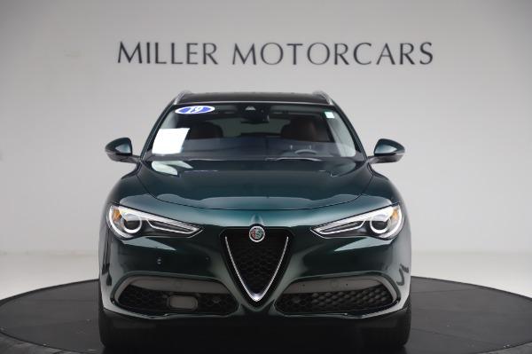 Used 2019 Alfa Romeo Stelvio Ti Lusso for sale Sold at Maserati of Greenwich in Greenwich CT 06830 12