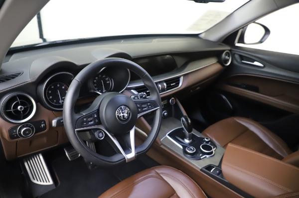 Used 2019 Alfa Romeo Stelvio Ti Lusso for sale Sold at Maserati of Greenwich in Greenwich CT 06830 13