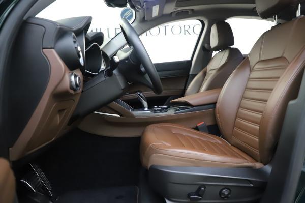 Used 2019 Alfa Romeo Stelvio Ti Lusso for sale Sold at Maserati of Greenwich in Greenwich CT 06830 14