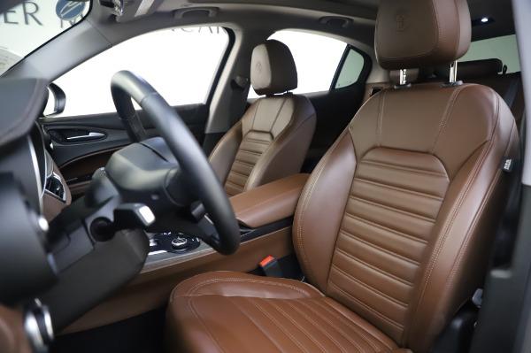 Used 2019 Alfa Romeo Stelvio Ti Lusso for sale Sold at Maserati of Greenwich in Greenwich CT 06830 15