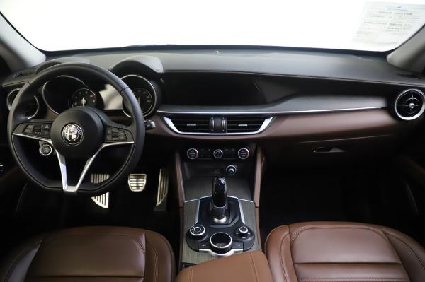 Used 2019 Alfa Romeo Stelvio Ti Lusso for sale Sold at Maserati of Greenwich in Greenwich CT 06830 16