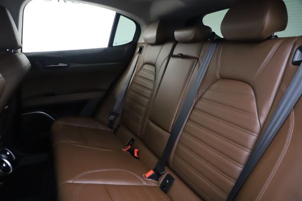Used 2019 Alfa Romeo Stelvio Ti Lusso for sale Sold at Maserati of Greenwich in Greenwich CT 06830 18