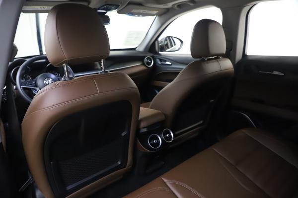 Used 2019 Alfa Romeo Stelvio Ti Lusso for sale Sold at Maserati of Greenwich in Greenwich CT 06830 20