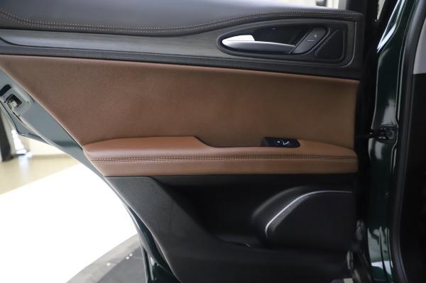 Used 2019 Alfa Romeo Stelvio Ti Lusso for sale Sold at Maserati of Greenwich in Greenwich CT 06830 21