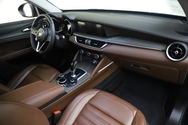 Used 2019 Alfa Romeo Stelvio Ti Lusso for sale Sold at Maserati of Greenwich in Greenwich CT 06830 24