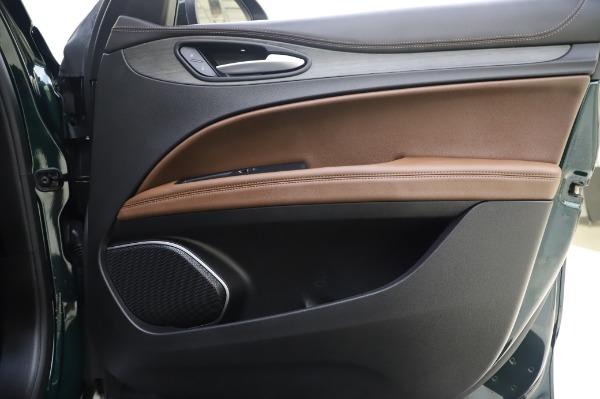 Used 2019 Alfa Romeo Stelvio Ti Lusso for sale Sold at Maserati of Greenwich in Greenwich CT 06830 25