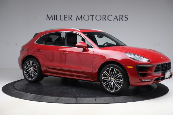 Used 2017 Porsche Macan GTS for sale $57,900 at Maserati of Greenwich in Greenwich CT 06830 10