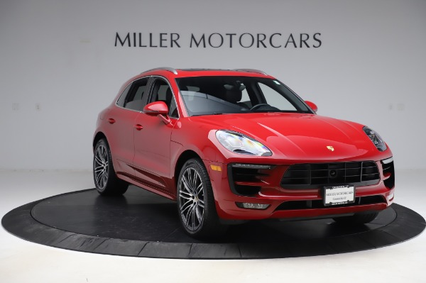 Used 2017 Porsche Macan GTS for sale $57,900 at Maserati of Greenwich in Greenwich CT 06830 11