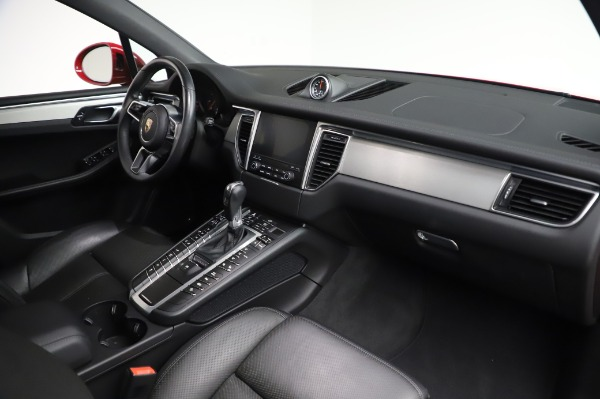 Used 2017 Porsche Macan GTS for sale $57,900 at Maserati of Greenwich in Greenwich CT 06830 18