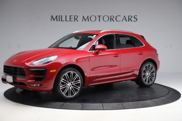 Used 2017 Porsche Macan GTS for sale $57,900 at Maserati of Greenwich in Greenwich CT 06830 2