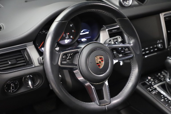 Used 2017 Porsche Macan GTS for sale $57,900 at Maserati of Greenwich in Greenwich CT 06830 22