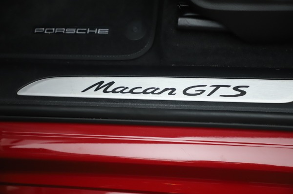 Used 2017 Porsche Macan GTS for sale $57,900 at Maserati of Greenwich in Greenwich CT 06830 24