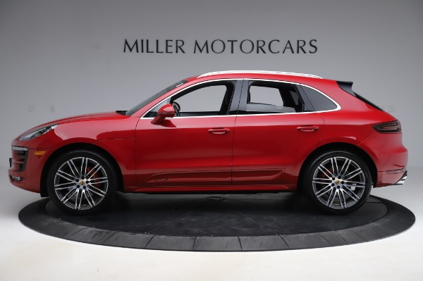 Used 2017 Porsche Macan GTS for sale $57,900 at Maserati of Greenwich in Greenwich CT 06830 3