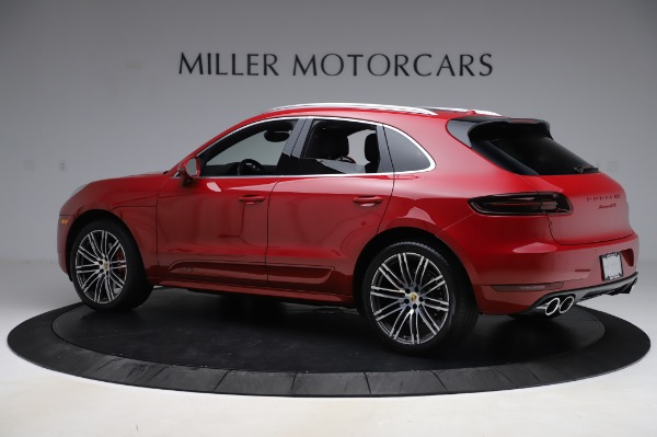 Used 2017 Porsche Macan GTS for sale $57,900 at Maserati of Greenwich in Greenwich CT 06830 4