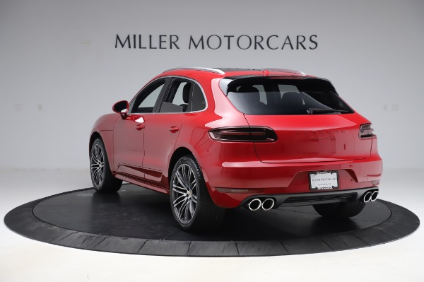 Used 2017 Porsche Macan GTS for sale $57,900 at Maserati of Greenwich in Greenwich CT 06830 5
