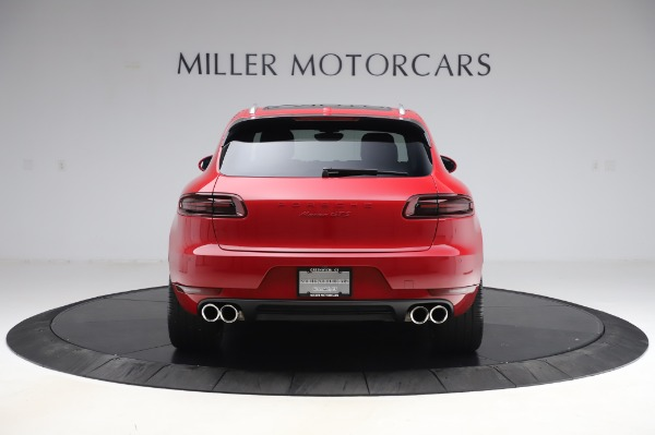 Used 2017 Porsche Macan GTS for sale $57,900 at Maserati of Greenwich in Greenwich CT 06830 6
