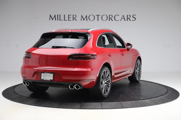 Used 2017 Porsche Macan GTS for sale $57,900 at Maserati of Greenwich in Greenwich CT 06830 7