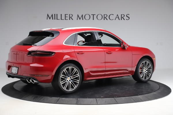Used 2017 Porsche Macan GTS for sale $57,900 at Maserati of Greenwich in Greenwich CT 06830 8