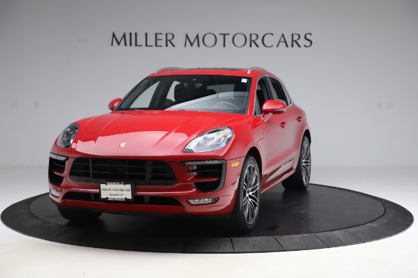 Used 2017 Porsche Macan GTS for sale $57,900 at Maserati of Greenwich in Greenwich CT 06830 1