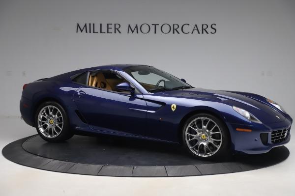 Used 2009 Ferrari 599 GTB Fiorano for sale $165,900 at Maserati of Greenwich in Greenwich CT 06830 10