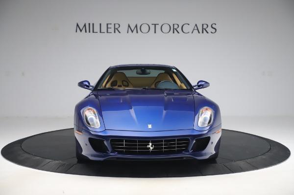 Used 2009 Ferrari 599 GTB Fiorano for sale $165,900 at Maserati of Greenwich in Greenwich CT 06830 12