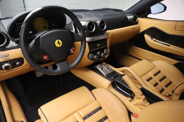 Used 2009 Ferrari 599 GTB Fiorano for sale $165,900 at Maserati of Greenwich in Greenwich CT 06830 14