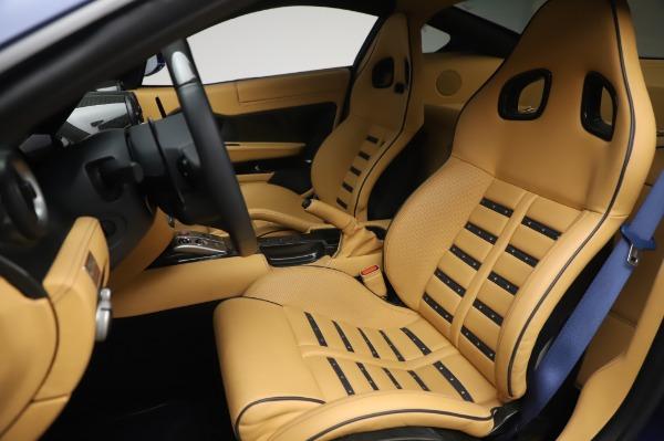 Used 2009 Ferrari 599 GTB Fiorano for sale $165,900 at Maserati of Greenwich in Greenwich CT 06830 16