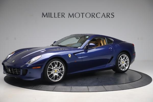 Used 2009 Ferrari 599 GTB Fiorano for sale $165,900 at Maserati of Greenwich in Greenwich CT 06830 2