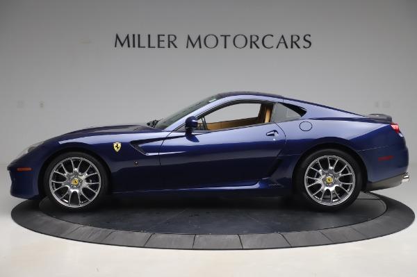 Used 2009 Ferrari 599 GTB Fiorano for sale $165,900 at Maserati of Greenwich in Greenwich CT 06830 3