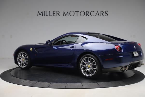 Used 2009 Ferrari 599 GTB Fiorano for sale $165,900 at Maserati of Greenwich in Greenwich CT 06830 4