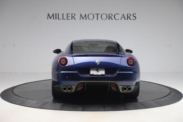 Used 2009 Ferrari 599 GTB Fiorano for sale $165,900 at Maserati of Greenwich in Greenwich CT 06830 6
