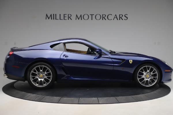 Used 2009 Ferrari 599 GTB Fiorano for sale $165,900 at Maserati of Greenwich in Greenwich CT 06830 9