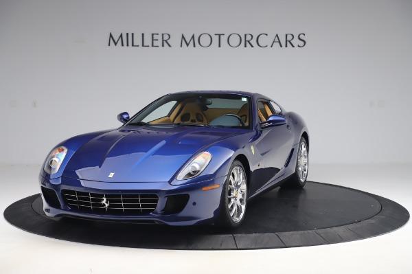 Used 2009 Ferrari 599 GTB Fiorano for sale $165,900 at Maserati of Greenwich in Greenwich CT 06830 1