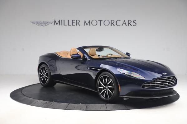 New 2020 Aston Martin DB11 Volante Volante for sale $248,326 at Maserati of Greenwich in Greenwich CT 06830 10
