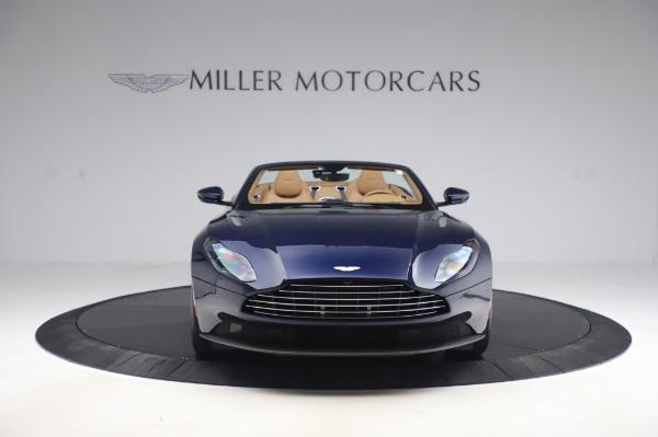New 2020 Aston Martin DB11 Volante Volante for sale $248,326 at Maserati of Greenwich in Greenwich CT 06830 11