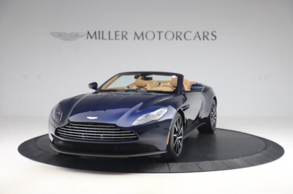 New 2020 Aston Martin DB11 Volante Volante for sale $248,326 at Maserati of Greenwich in Greenwich CT 06830 12