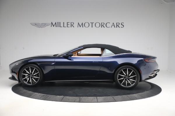 New 2020 Aston Martin DB11 Volante Volante for sale $248,326 at Maserati of Greenwich in Greenwich CT 06830 13