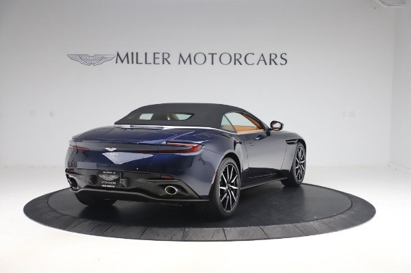 New 2020 Aston Martin DB11 Volante Volante for sale $248,326 at Maserati of Greenwich in Greenwich CT 06830 15