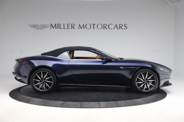 New 2020 Aston Martin DB11 Volante Volante for sale $248,326 at Maserati of Greenwich in Greenwich CT 06830 16