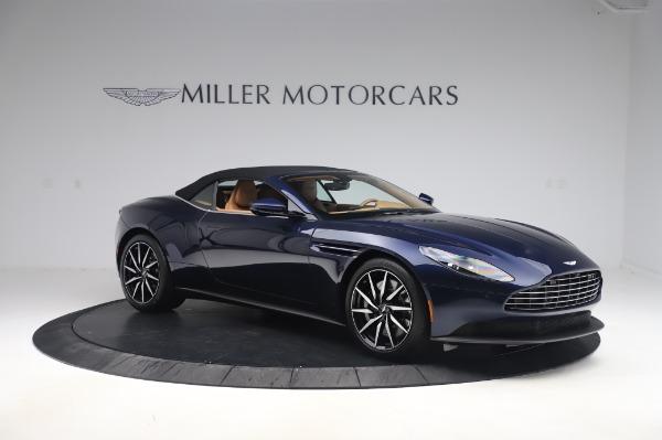New 2020 Aston Martin DB11 Volante Volante for sale $248,326 at Maserati of Greenwich in Greenwich CT 06830 17