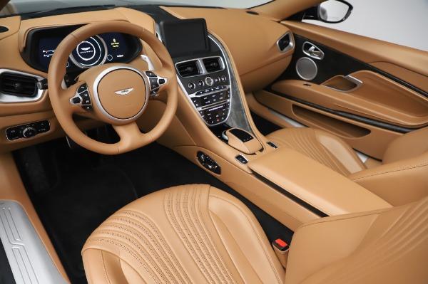 New 2020 Aston Martin DB11 Volante Volante for sale $248,326 at Maserati of Greenwich in Greenwich CT 06830 18