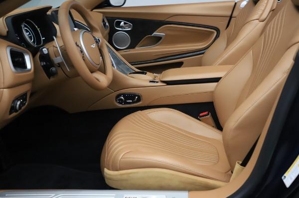 New 2020 Aston Martin DB11 Volante Volante for sale $248,326 at Maserati of Greenwich in Greenwich CT 06830 19