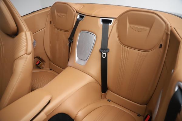 New 2020 Aston Martin DB11 Volante Volante for sale $248,326 at Maserati of Greenwich in Greenwich CT 06830 21