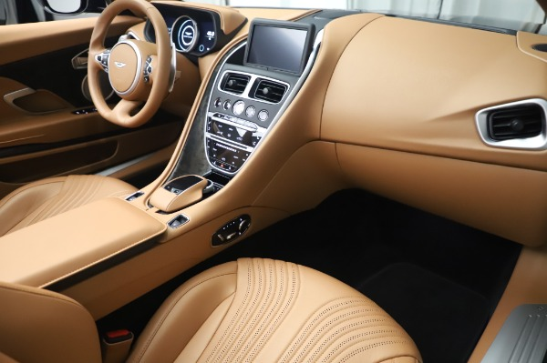 New 2020 Aston Martin DB11 Volante Volante for sale $248,326 at Maserati of Greenwich in Greenwich CT 06830 22