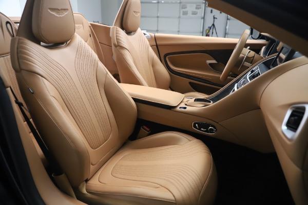 New 2020 Aston Martin DB11 Volante Volante for sale $248,326 at Maserati of Greenwich in Greenwich CT 06830 23