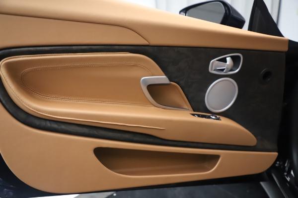 New 2020 Aston Martin DB11 Volante Volante for sale $248,326 at Maserati of Greenwich in Greenwich CT 06830 24