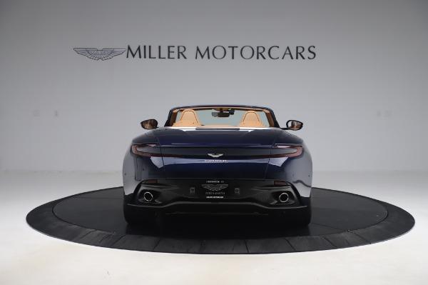 New 2020 Aston Martin DB11 Volante Volante for sale $248,326 at Maserati of Greenwich in Greenwich CT 06830 5